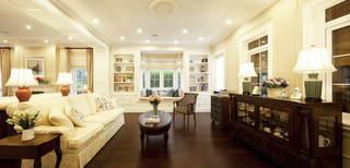古典大气美式风格别墅设计