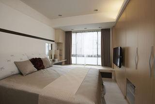 朴素清新时尚现代小户型室内设计装潢图