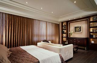 美式风格卧室置物柜设计