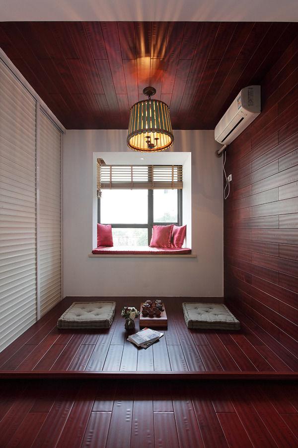 日式现代家装榻榻米设计