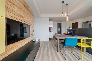 5万元打造70平小户型公寓实木宜家风格装饰图片