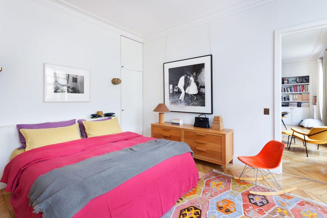 宜家北欧风格卧室设计效果图