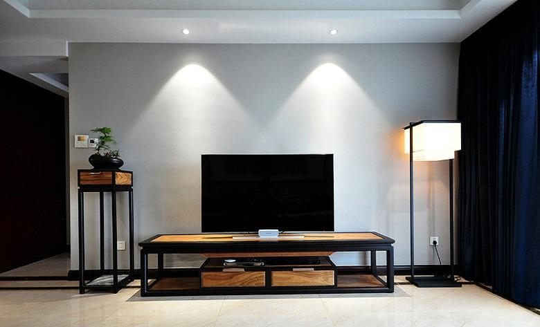 简约典雅电视背景墙设计