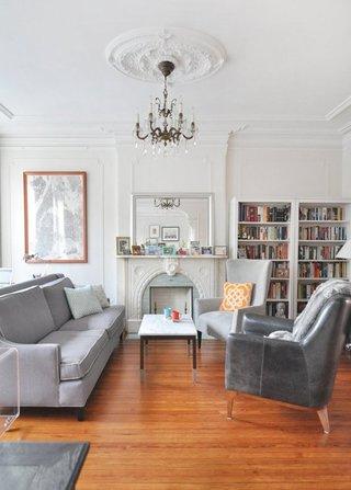 现代时尚设计 二居室个性化装修