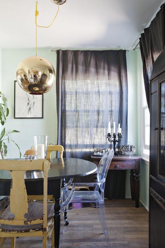 时尚现代复古风餐厅家装设计