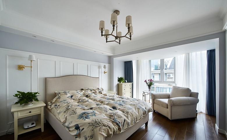 简欧现代卧室装修美图