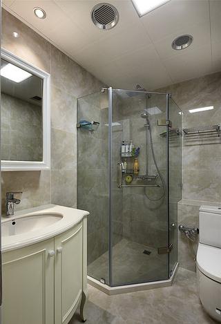 时尚现代风卫生间淋浴房装修大全