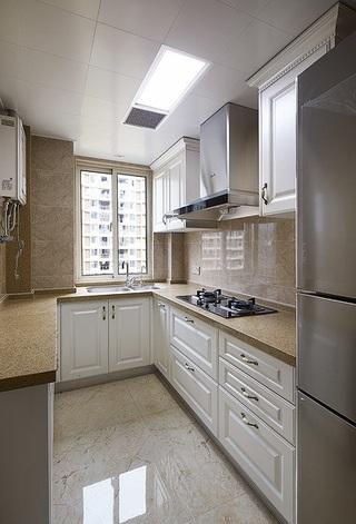 美式风格大气2013厨房装修