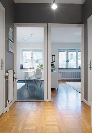 时尚现代小户型公寓设计装修图