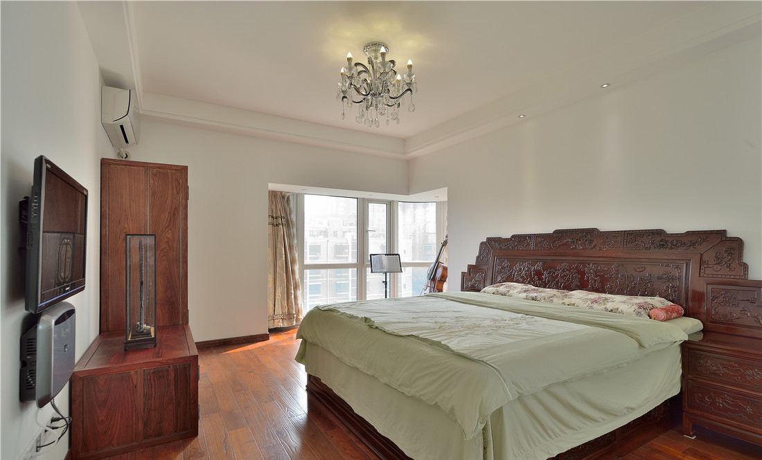 中式古典风格卧室装饰设计