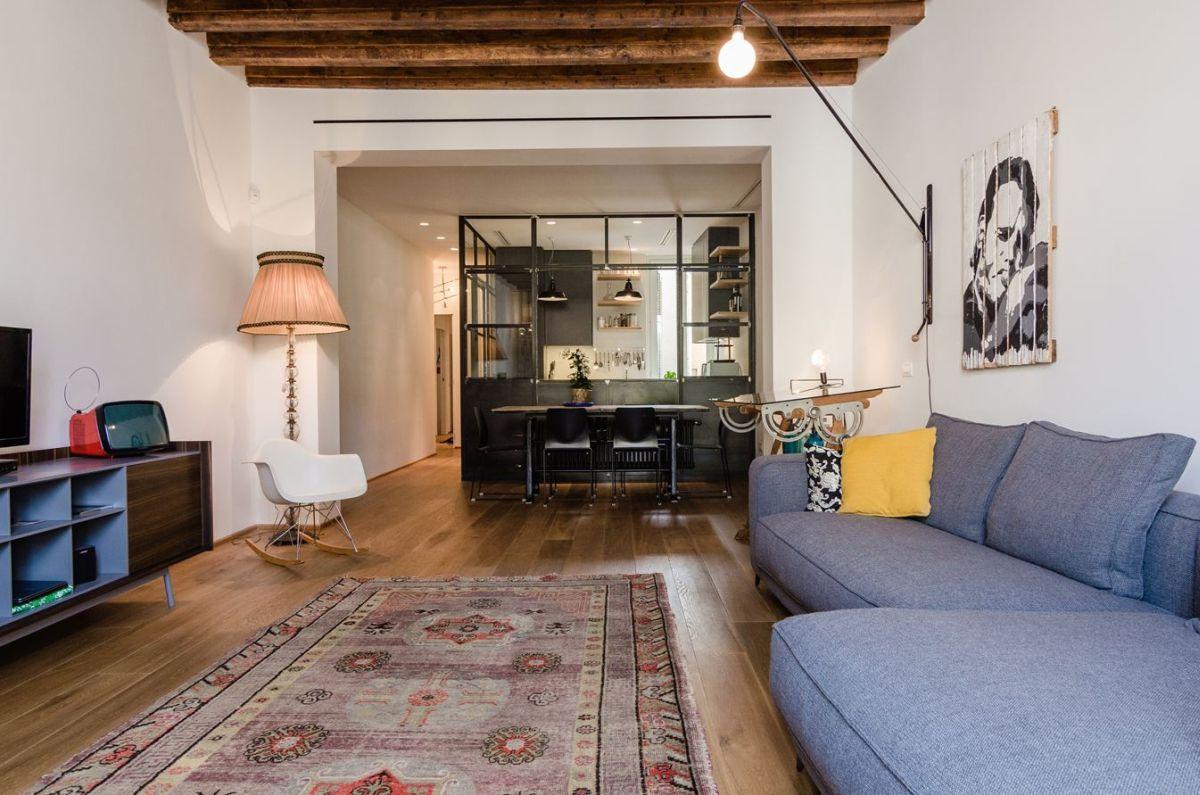 时尚设计北欧混搭风格家居室内装饰效果图