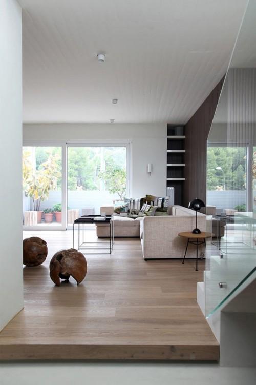 时尚宜家日式混搭北欧风格复式家居装饰