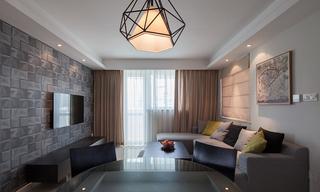 68平个性多彩宜家风格二居美宅设计