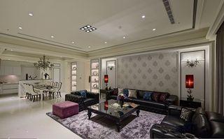 新古典风格三房装修案例图