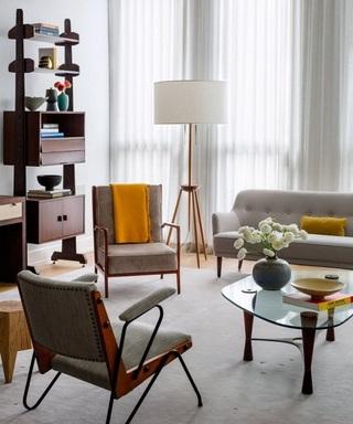 家装纽约风情现代家具欣赏