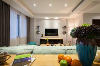 唯美精致北欧风情公寓设计效果图