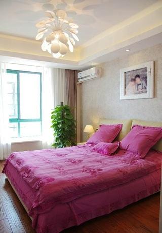 清新现代三居室装修