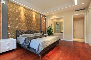 唯美浪漫中式新古典三室两厅设计