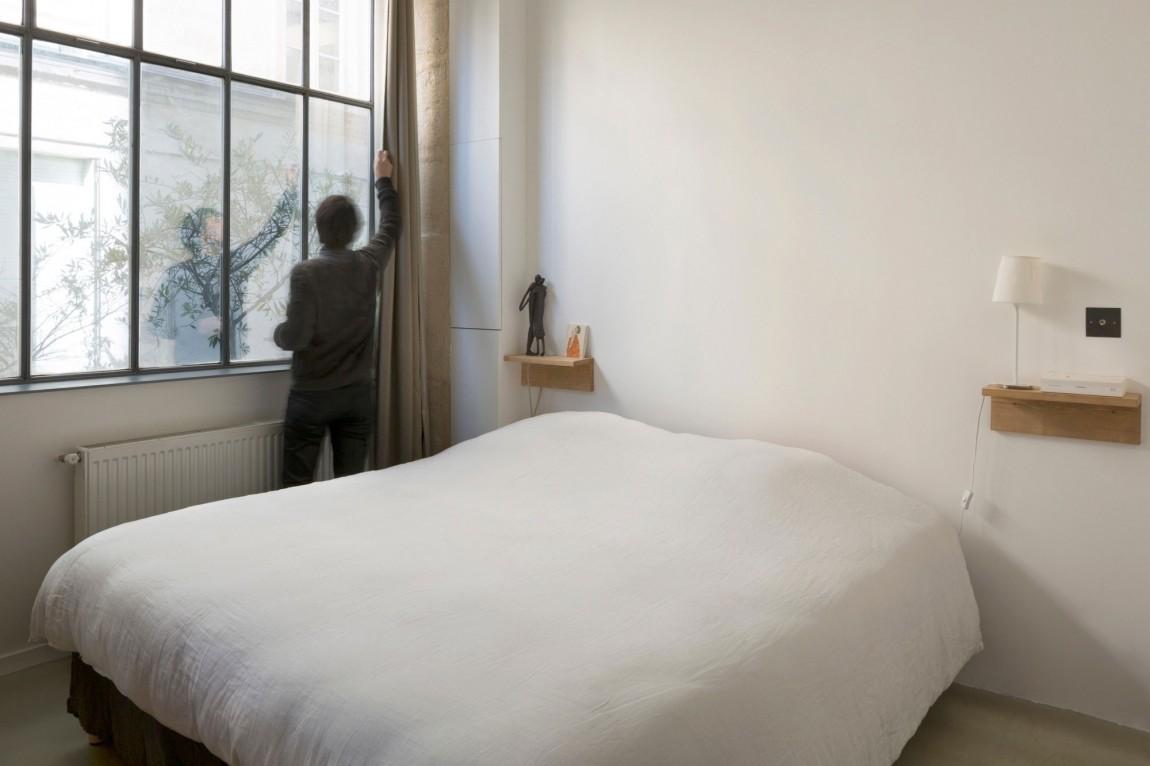 极简风格卧室设计图片
