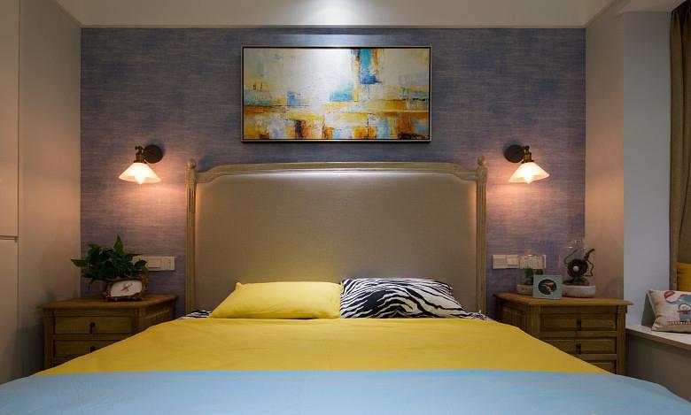 简约现代小户型卧室设计
