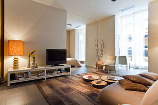 小户型公寓现代简约装修图