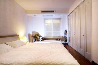 纯净宜家小卧室设计装潢效果图
