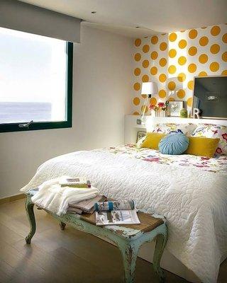 宜家混搭装饰卧室效果图