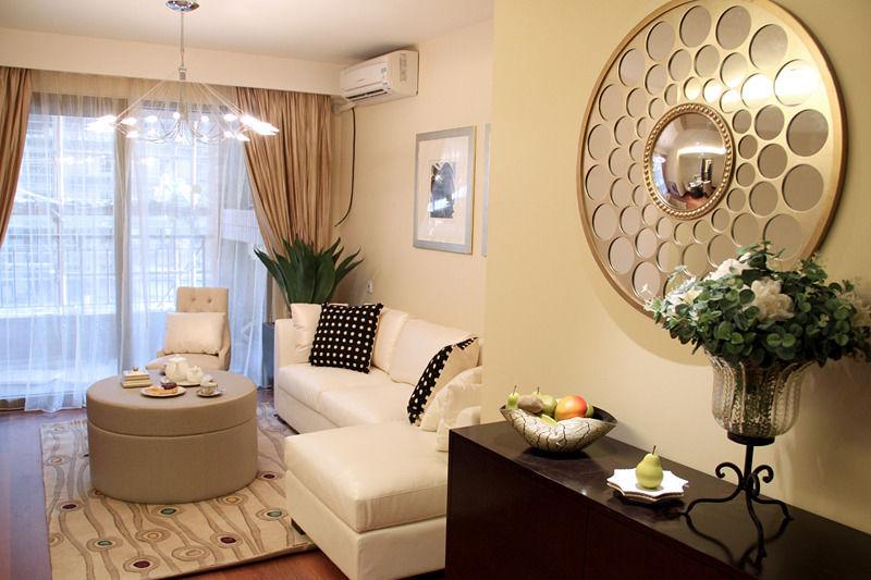 现代简约设计两室两厅装修