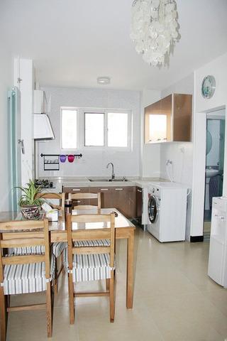 50平现代简约一居室设计装修图