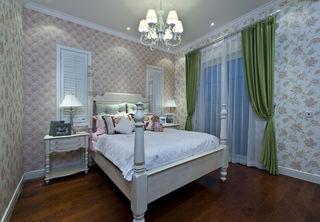 自然清新地中海风格别墅室内装修图片