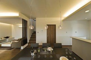 通透敞亮空间感宜家复式公寓装修设计图