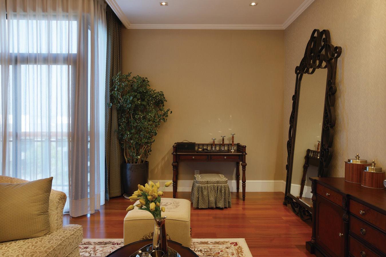 古典美式风格家居室内装饰