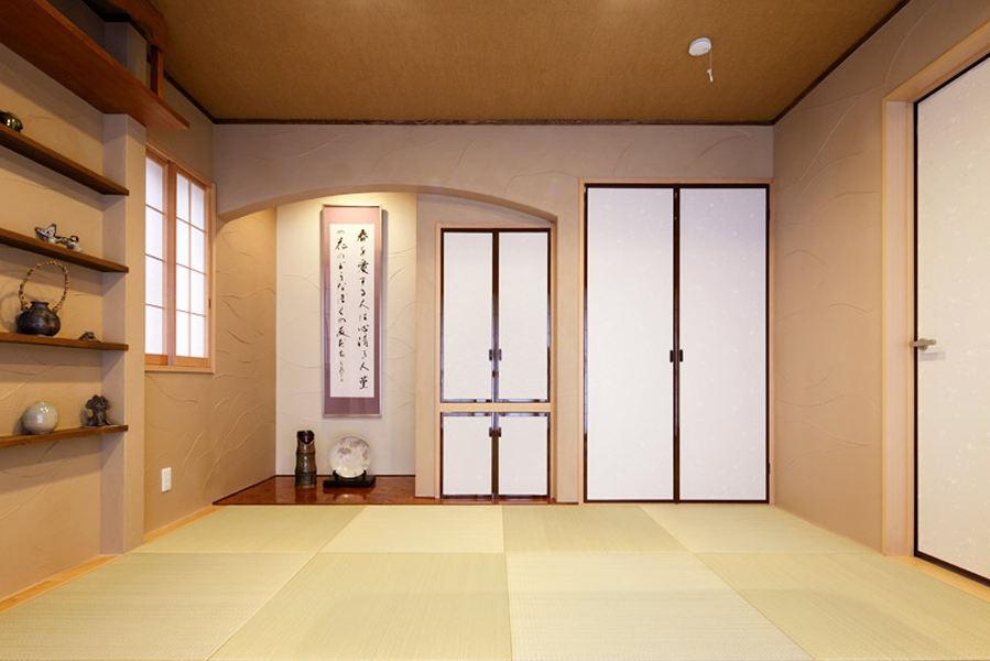 禅意日式风格家居榻榻米装修图