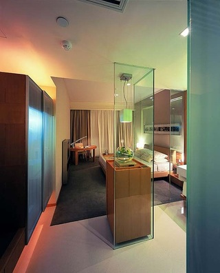 简约现代风格酒店式公寓设计