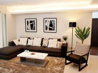 现代简约设计风格公寓室内装修图