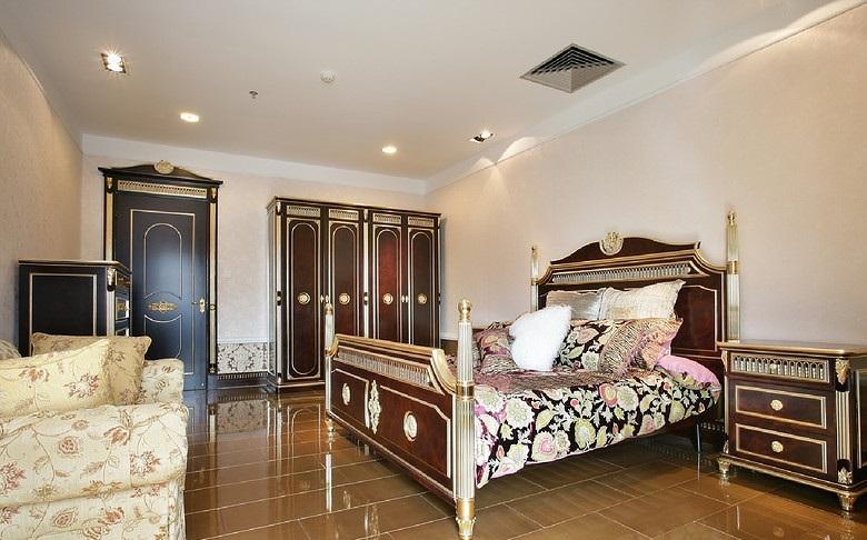 奢华欧式新古典卧室设计大全
