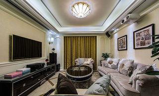 浪漫优雅欧式装修风格公寓设计