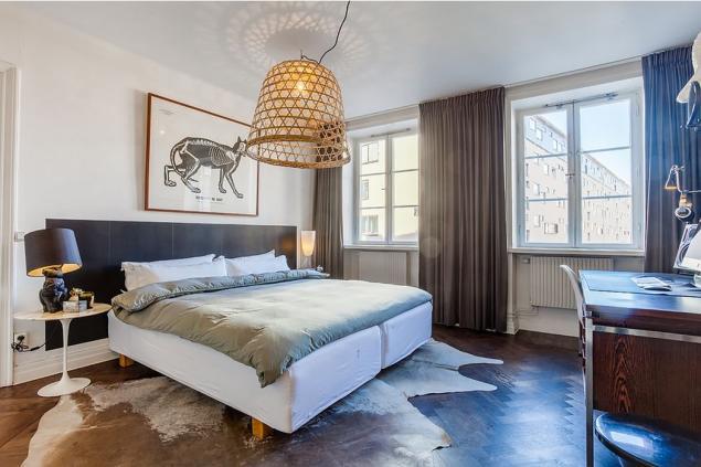 简约后现代风格卧室窗户设计