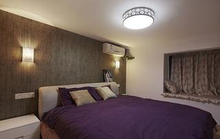 优雅现代时尚风格两室两厅装修图