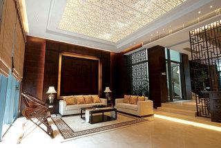 酒红色300平儒雅新中式风格别墅室内装修欣赏图