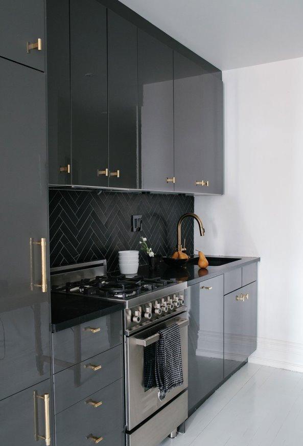 简约素雅装修厨房效果图