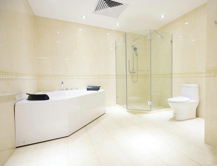 温馨舒适简约设计卫生间效果图大全
