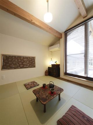 日式设计装饰风格室内榻榻米效果图