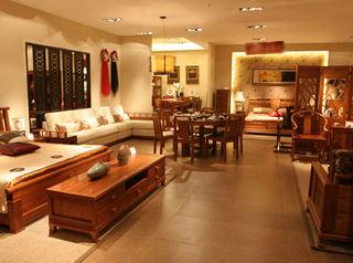 新中式小户型公寓设计