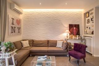 简约优雅温馨北欧风格两室两厅装修案例