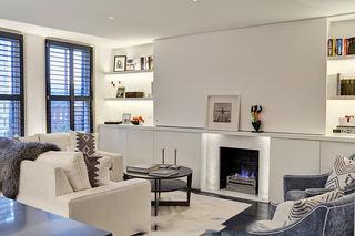 时尚精美现代北欧设计小户型二居室设计