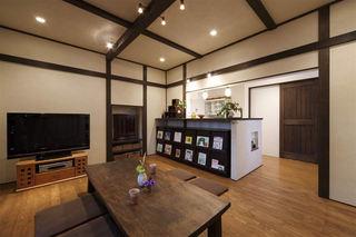 58平经典日式和风二居装潢设计