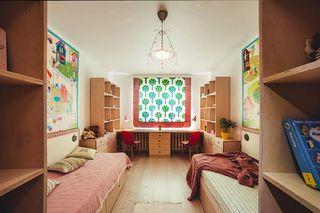 个性复古北欧风公寓装饰案例欣赏