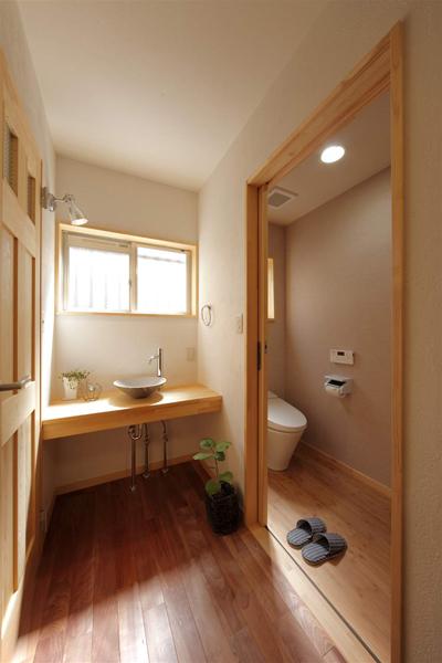 简约宜家日式风卫生间洗手区效果图