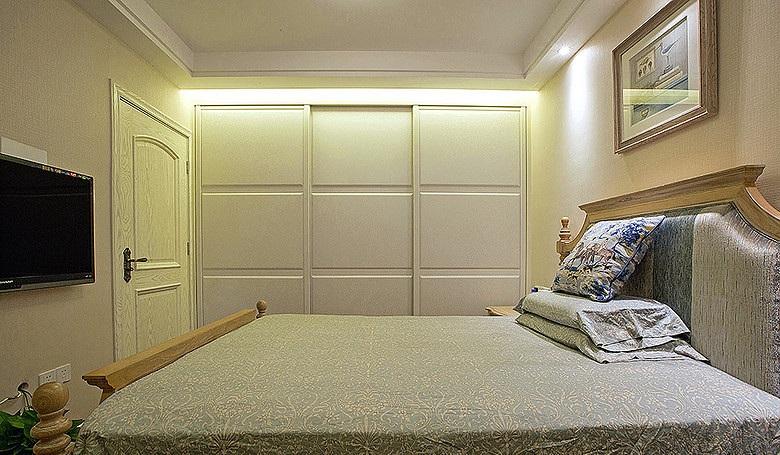 简约宜家北欧风格小户型二居室装修效果图